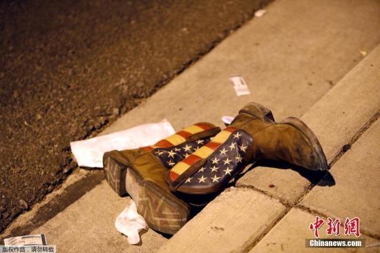 【美国赌城枪案募捐超98万美元 将为受害者和家属提供经济援助】
